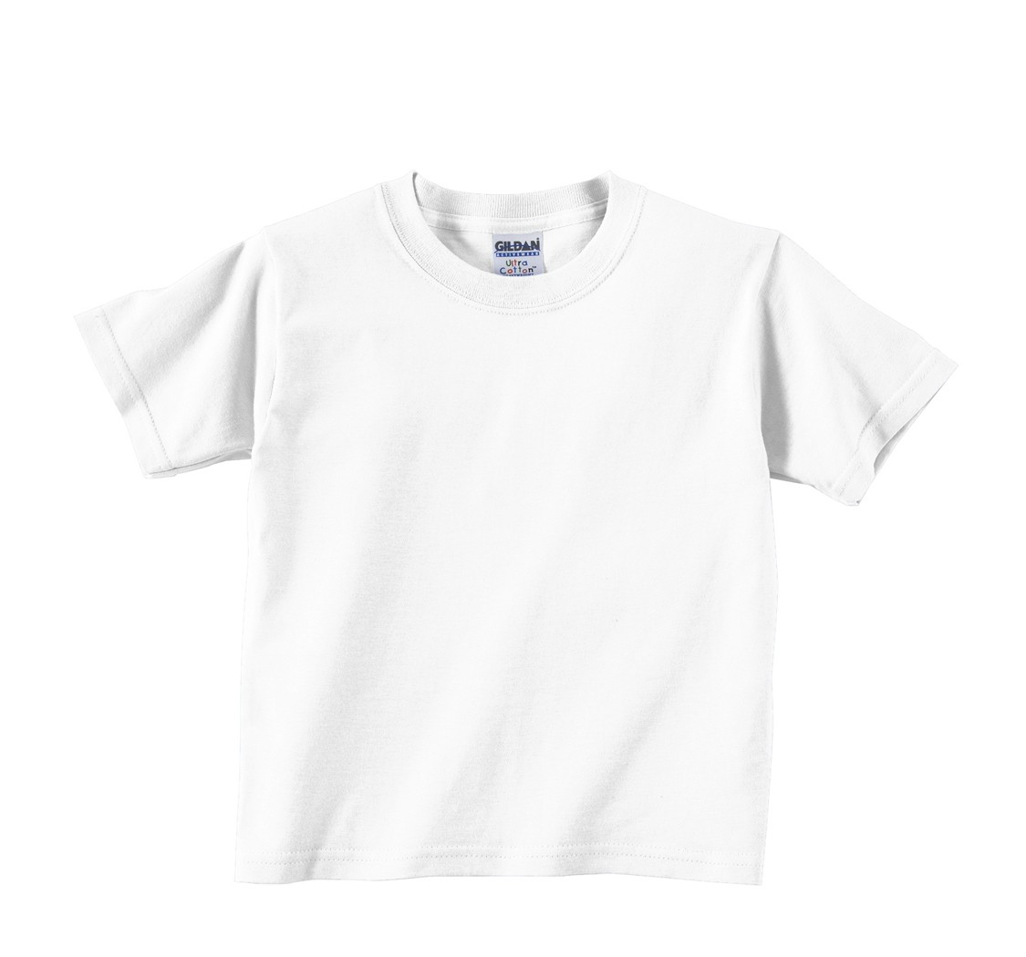 Black t shirt for toddler - Plain White Shirts For Toddlers Quality T Shirt
