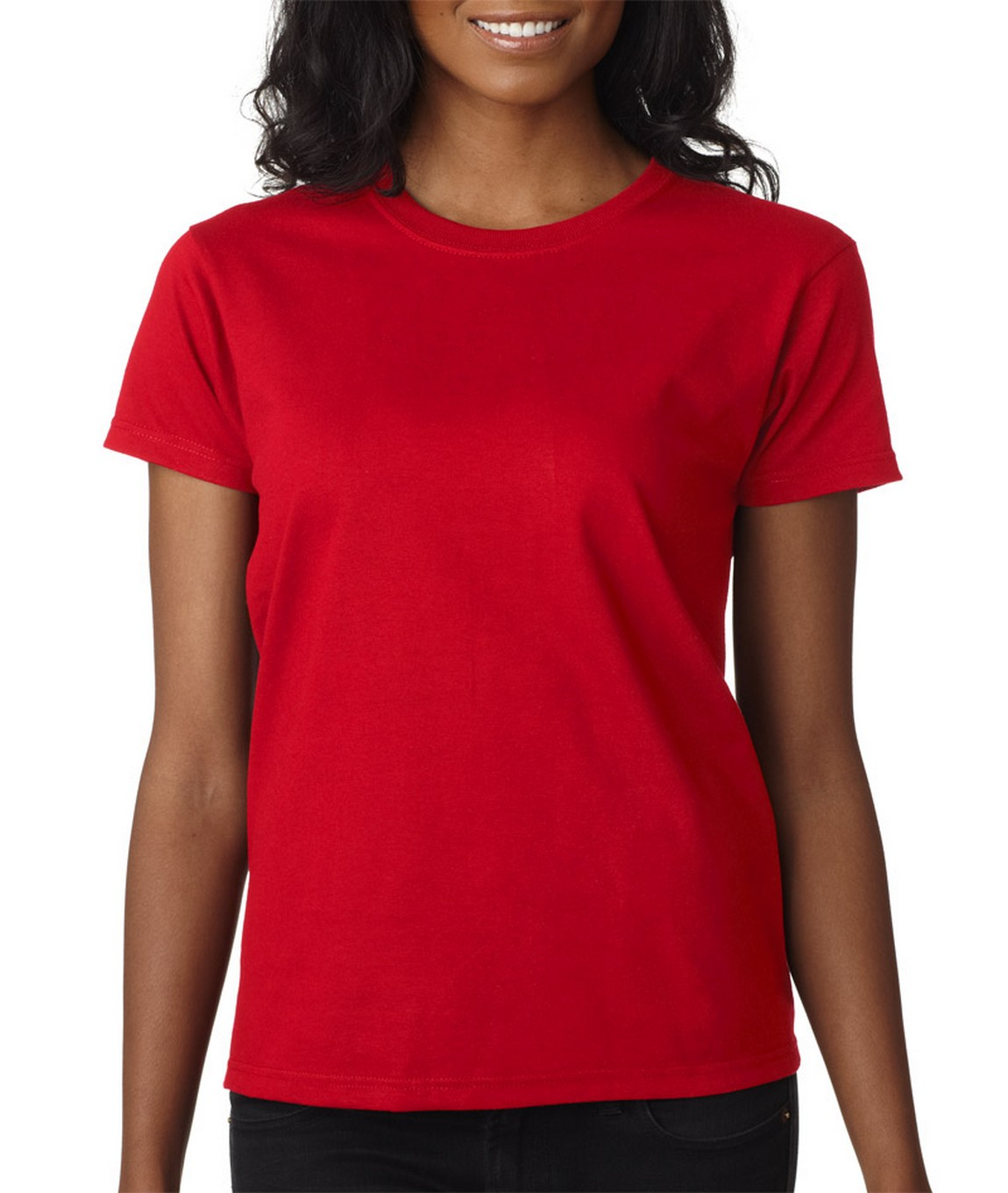blank womens red tshirt rnk shops