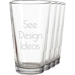 Beer Glasses (Set of 4)