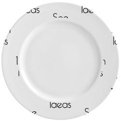 Ceramic Dinner Plates (Set of 4)