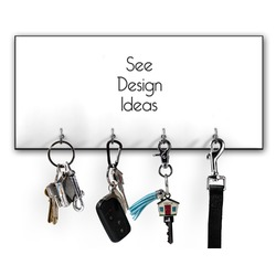 Key Hanger w/ 4 Hooks