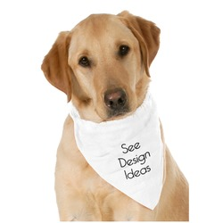 Dog Bandana Scarf