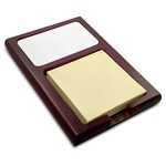 Red Mahogany Sticky Note Holders