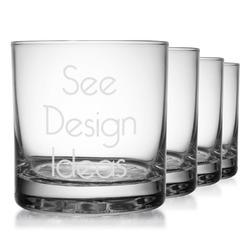 Whiskey Glasses (Set of 4)