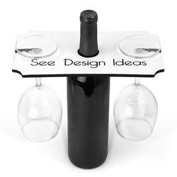 Wine Bottle & Glass Holders