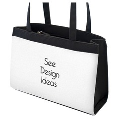 Zippered Everyday Tote