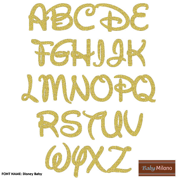 Glitter Iron on Letters | RNK Shops
