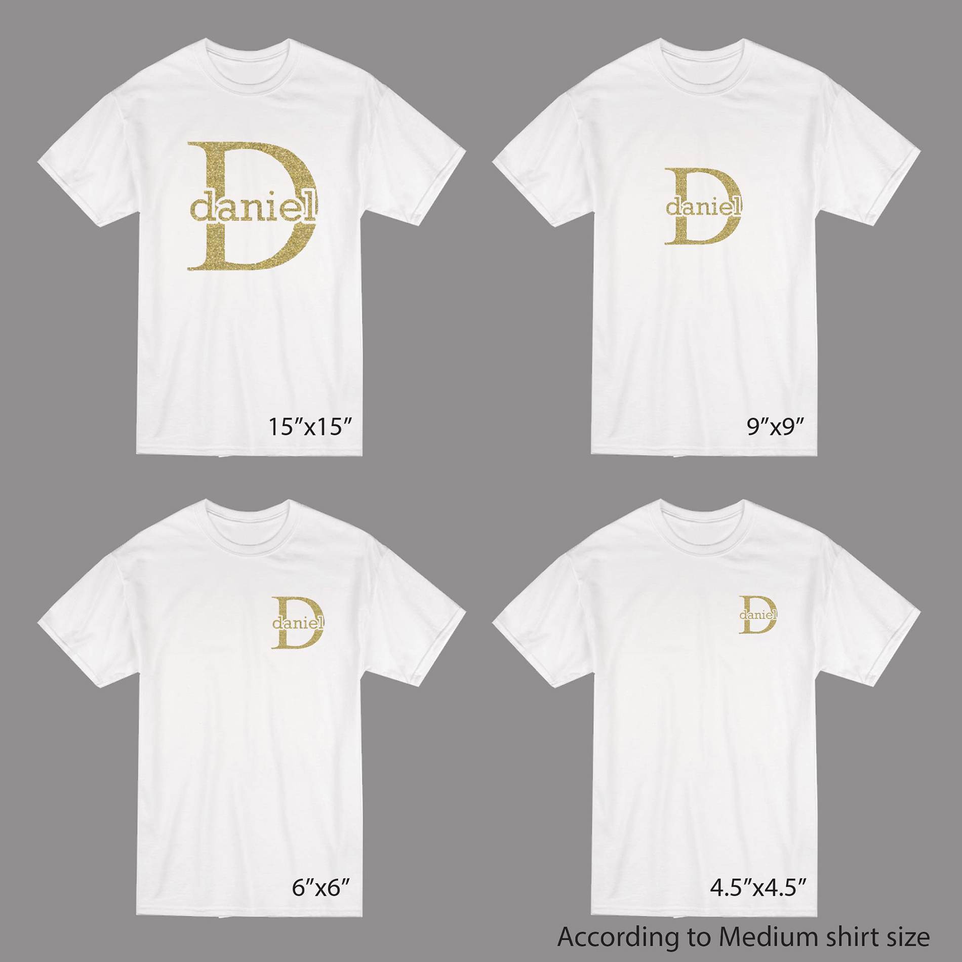 Custom Iron Ons For T Shirts - DREAMWORKS