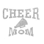 Cheer Mom Iron On