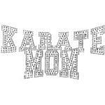 Karate Mom Iron On
