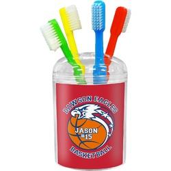 Dawson Basket Ball Toothbrush Holder (Personalized)