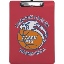 Dawson Basket Ball Clipboard (Personalized)