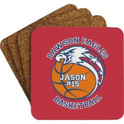 Dawson Basket Ball Coaster Set (Personalized)