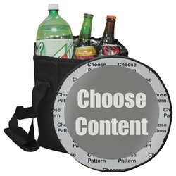 Dawson Basket Ball Collapsible Cooler & Seat (Personalized)