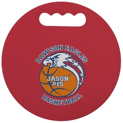 Dawson Basket Ball Stadium Cushion (Round) (Personalized)