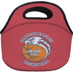 Dawson Basket Ball Lunch Bag (Personalized)