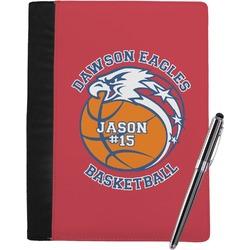Dawson Basket Ball Notebook Padfolio (Personalized)
