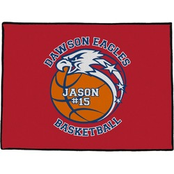 Dawson Basket Ball Door Mat (Personalized)