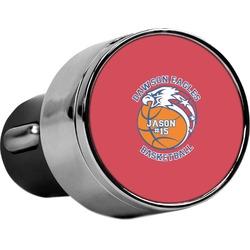 Dawson Basket Ball USB Car Charger (Personalized)