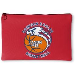 Dawson Basket Ball Zipper Pouch (Personalized)