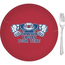 Strong Dawson Eagle Glass Appetizer / Dessert Plate 8