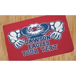 Strong Dawson Eagle Area Rug (Personalized)