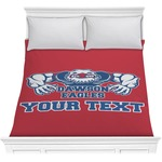 Strong Dawson Eagle Comforter (Personalized)