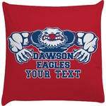 Strong Dawson Eagle Decorative Pillow Case (Personalized)