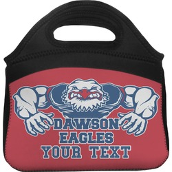 Strong Dawson Eagle Lunch Tote (Personalized)