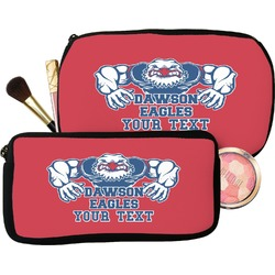 Strong Dawson Eagle Makeup / Cosmetic Bag (Personalized)