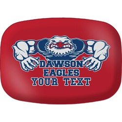 Strong Dawson Eagle Melamine Platter (Personalized)