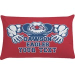 Strong Dawson Eagle Pillow Case (Personalized)