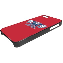 Strong Dawson Eagle Plastic iPhone 5/5S Phone Case (Personalized)