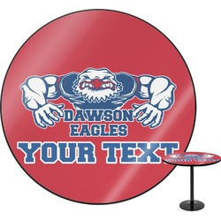 Strong Dawson Eagle Round Table (Personalized)