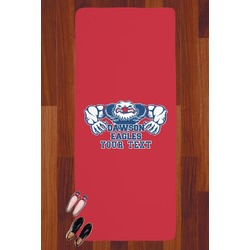 Strong Dawson Eagle Runner Rug - 3.66'x8' (Personalized)