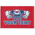 Strong Dawson Eagle Woven Mat (Personalized)