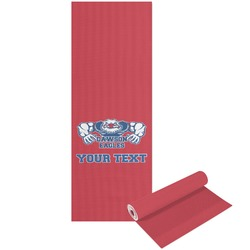 Strong Dawson Eagle Yoga Mat - Printable Front and Back (Personalized)