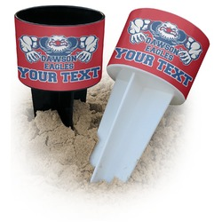 Strong Dawson Eagle Beach Spiker Drink Holder (Personalized)