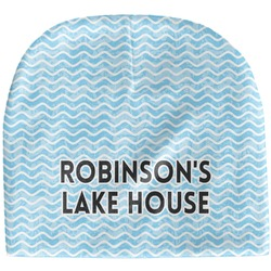 Lake House #2 Baby Hat (Beanie) (Personalized)