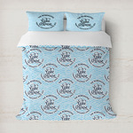Lake House #2 Duvet Covers (Personalized)
