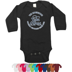 Lake House #2 Bodysuit - Long Sleeves - 12-18 months (Personalized)