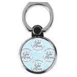 Lake House #2 Cell Phone Ring Stand & Holder (Personalized)