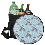 Lake House #2 Collapsible Cooler & Seat (Personalized)