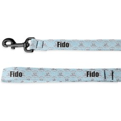Lake House #2 Deluxe Dog Leash (Personalized)