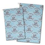 Lake House #2 Golf Towel - Full Print w/ Name All Over