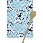 Lake House #2 Kitchen Towel - Full Print (Personalized)