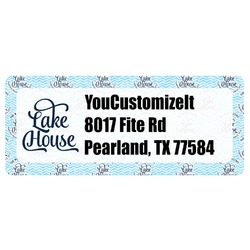 Lake House #2 Return Address Labels (Personalized)