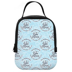 Lake House #2 Neoprene Lunch Tote (Personalized)