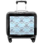 Lake House #2 Pilot / Flight Suitcase (Personalized)