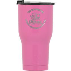 Lake House #2 RTIC Tumbler - Pink (Personalized)